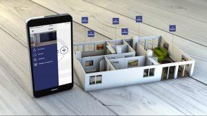 norvég fűtőpanel, Adax Neo Wifi, okostelefonos távoli elérés