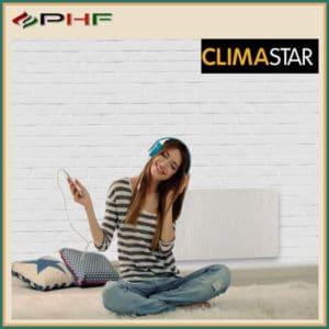 climastar kerámia fűtőpanel fehér pala