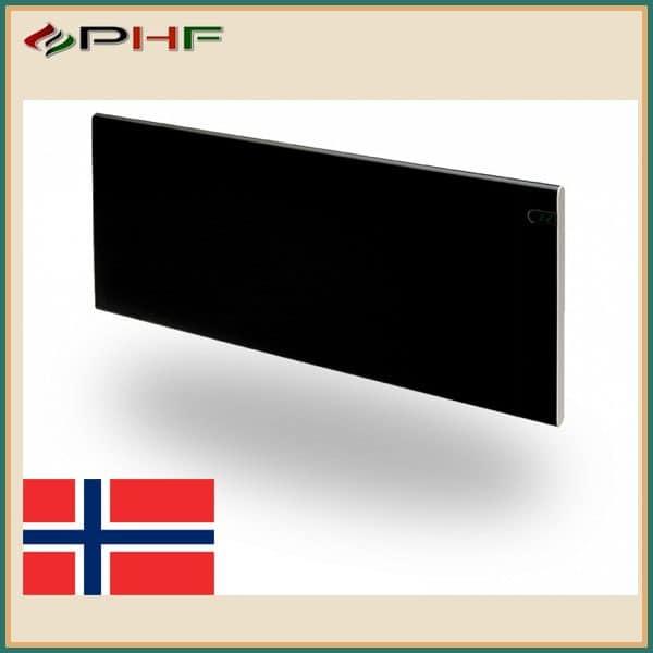 adax neo NP fekete norvég fűtőpanel