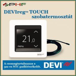 devireg touch termosztát
