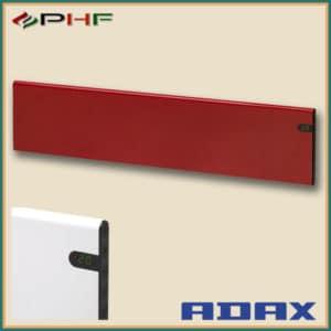 Adax Neo slim SL NL norvég fűtőpanel piros