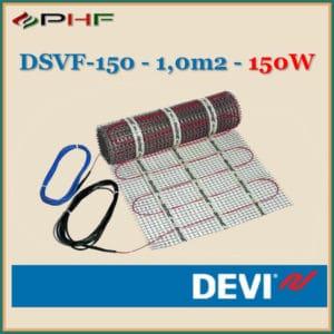 Deviheat fűtőszőnyeg, DSVF-150, 150W/m2 - 1,0m2-150W