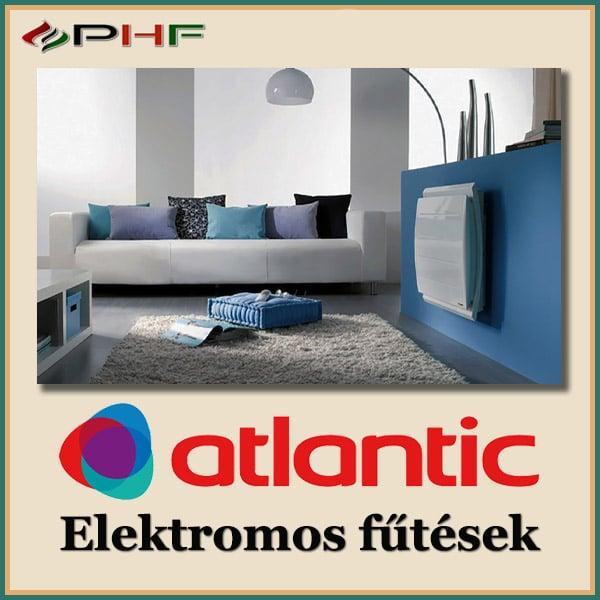 atlantic fűtés, atlantic fűtőpanelek