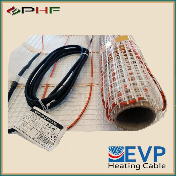 EVP elektromos fűtőszőnyeg